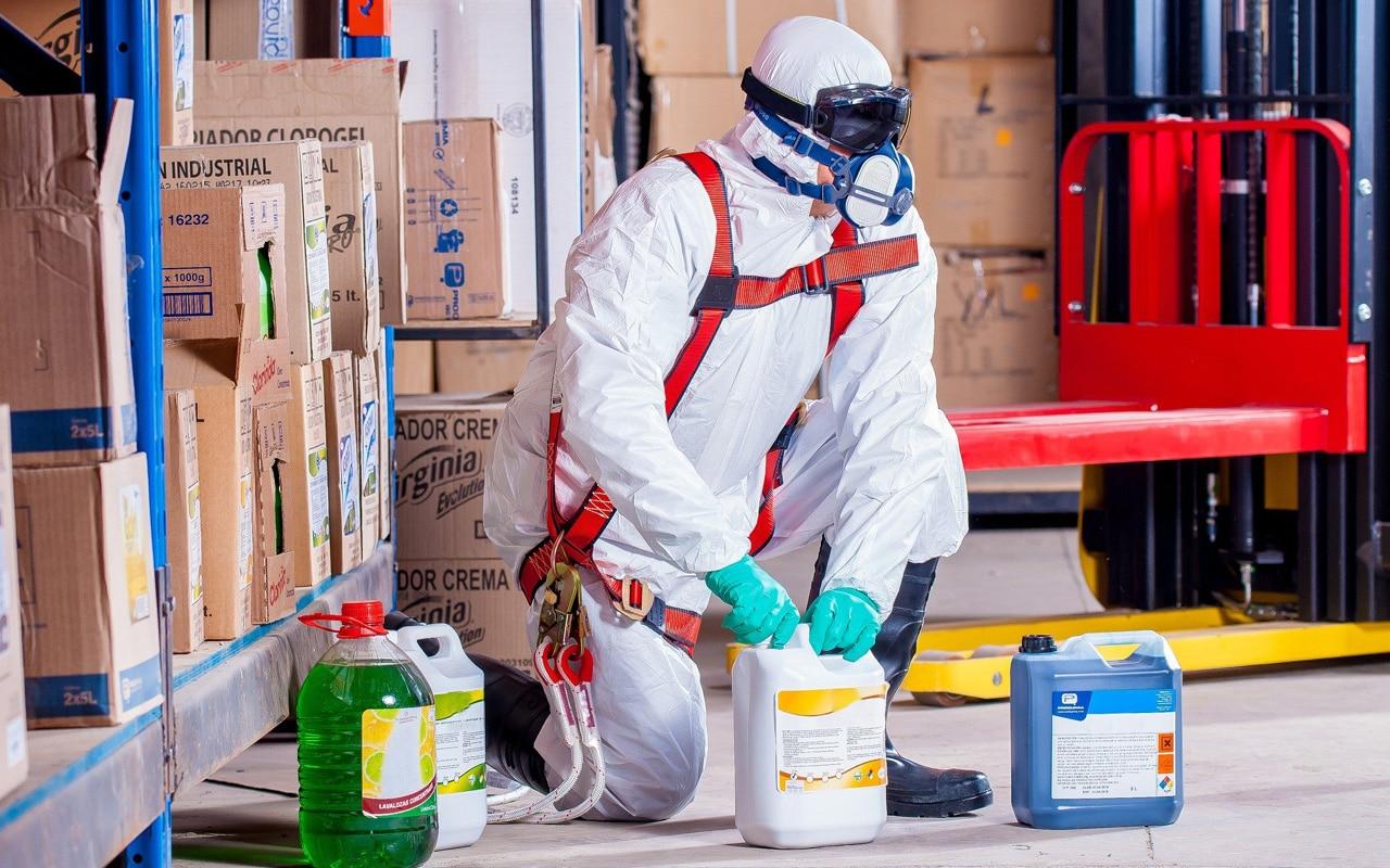 INS Bretagne, entreprise désinfection professionnelle